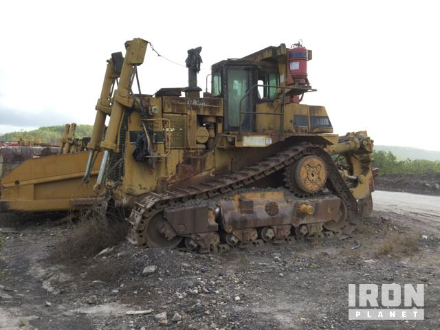 2004 Cat D10R Crawler Dozer, Crawler Tractor