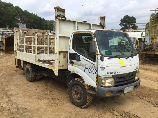 Hino For Sale | IronPlanet