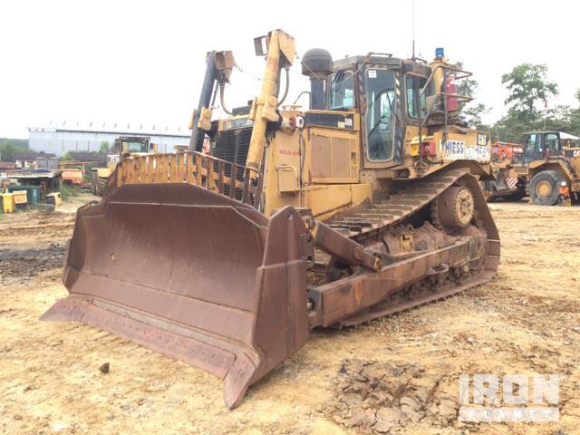 2010 Cat D8R Crawler Dozer, Crawler Tractor