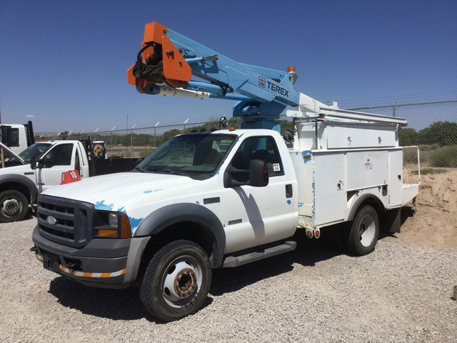 Used Bucket Trucks For Sale >> Terex Hi Ranger Tl38p Bucket On