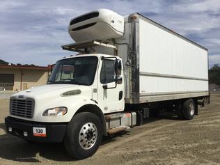 Refrigerated Trucks
