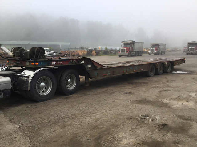 Equipment Trailers For Sale   IronPlanet