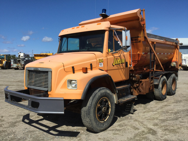 Plow Trucks For Sale >> 1999 Unverified Freightliner Fl80