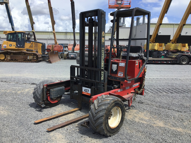 Rough Terrain Forklifts For Sale | GovPlanet