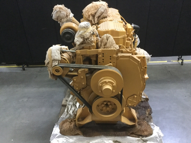 Cat C-12 Diesel Engine