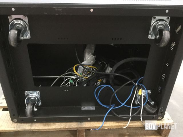 Middle Atlantic CBS-WRK-32 Rack Rider Electronic Enclosure