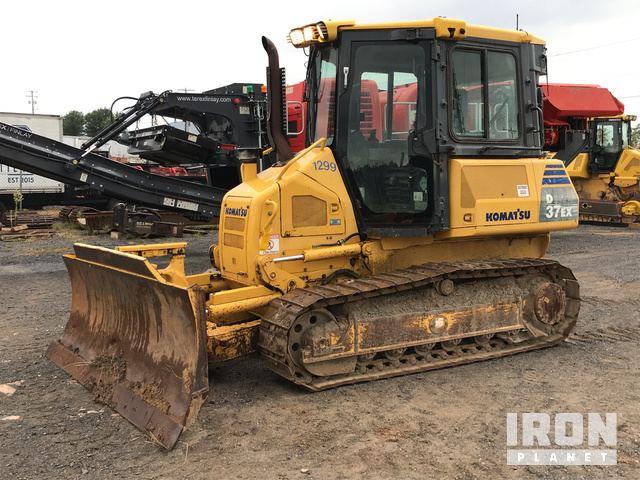 2009 Komatsu D37EX-22 Crawler Dozer, Crawler Tractor