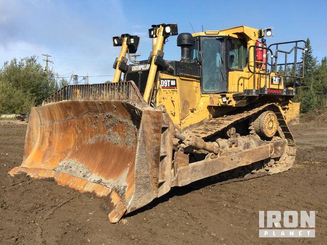 2010 Cat D9T Crawler Dozer, Crawler Tractor