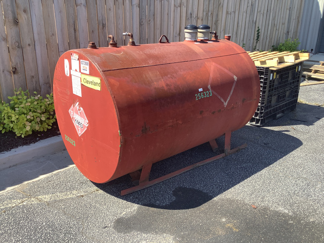 Fuel & Product Tanks For Sale | IronPlanet