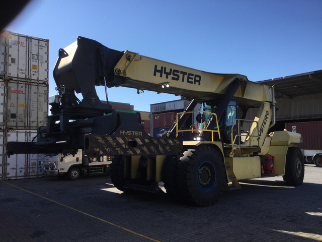 Hyster Forklifts For Sale   IronPlanet on