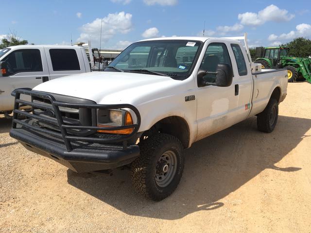 Used Ford 4x4 Trucks For Sale >> 2001 Ford F 350 Xl Super Duty 4x4