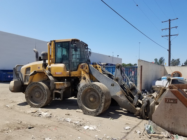 2013 (unverified) Volvo L90G Wheel Loader