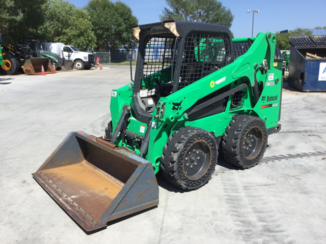 2016 Bobcat S530 Skid-Steer Loader