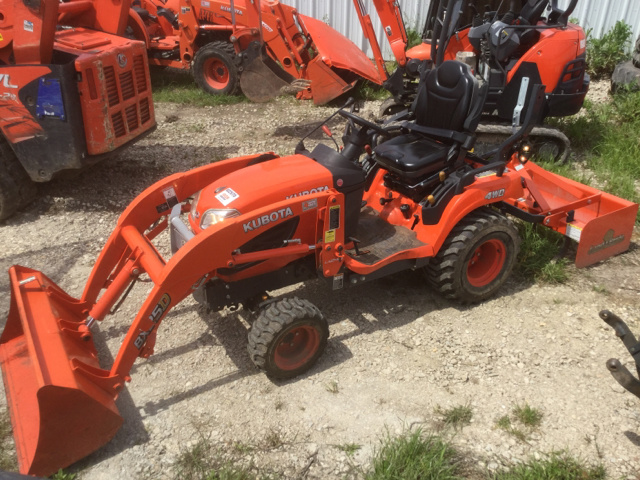 Kubota Agricultural Tractors For Sale | IronPlanet