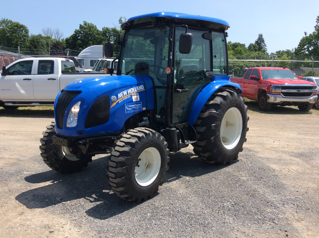 New Holland 4WD Tractor For Sale | IronPlanet