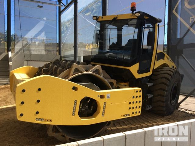 2018 Bomag BW226RC-5 Vibratory Single Drum Compactor - Unused, Vibratory Padfoot Compactor