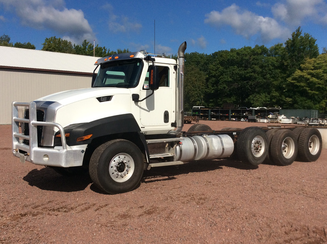 Cab & Chassis Trucks For Sale | GovPlanet