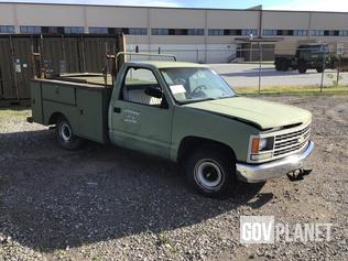 Chevrolet For Sale | GovPlanet