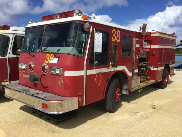 Fire Truck For Sale | GovPlanet