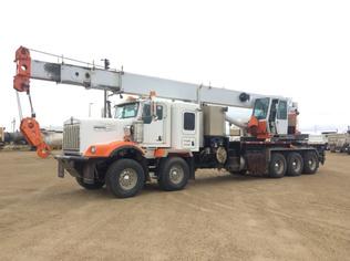 Lastbilar med mastkran