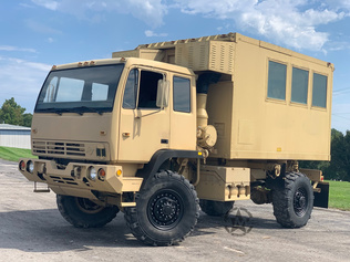 Light Medium Tactical Vehicle (LMTV)