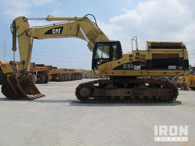 2005 Cat 365CL Track Excavator, Hydraulic Excavator