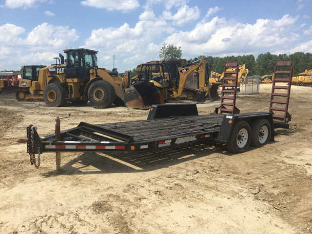Equipment Trailers For Sale | IronPlanet