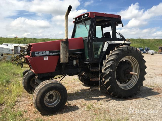 1989 (unverified) Case IH 2294 2WD Tractor, 2WD Tractor