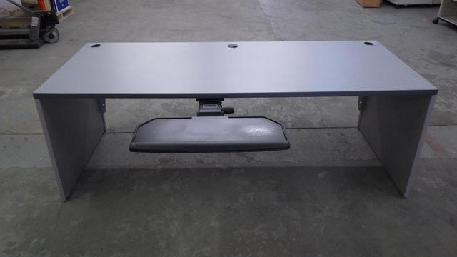 Awe Inspiring Desk With Keyboard Tray Interior Design Ideas Lukepblogthenellocom