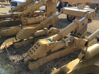 Crawler Tractor Attachments
