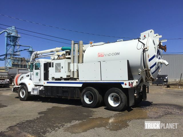 Commercial Sewer Cleanign Vehicles and Hydro Excavators from Industry Icons