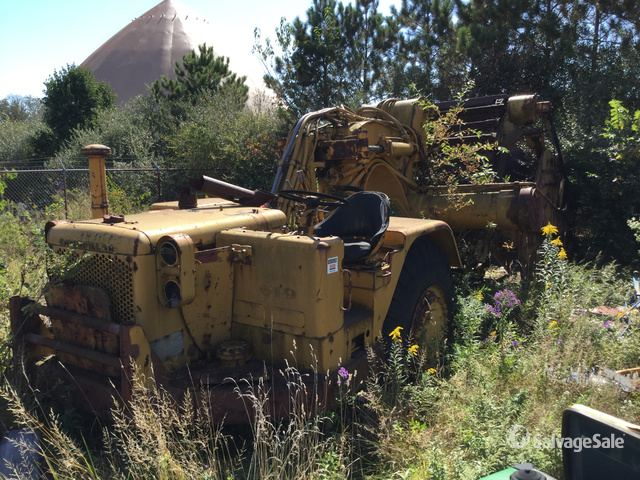 Cat 619C Elevating Motor Scraper, Parts/Stationary Construction-Other