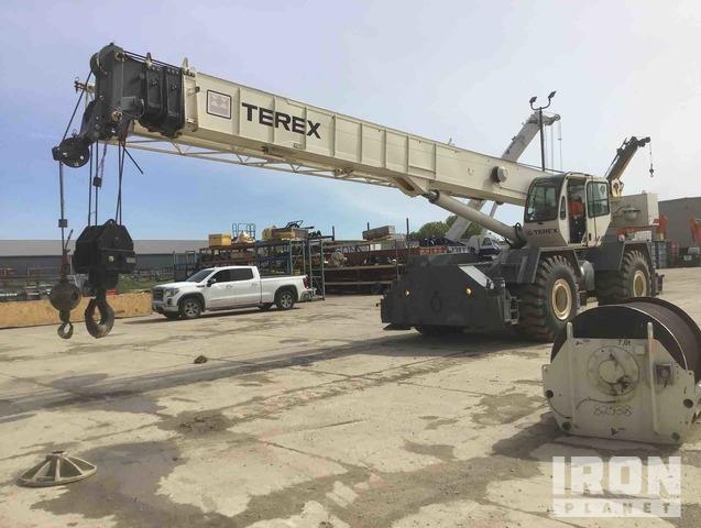 2007 (unverified) Terex RT780 Rough Terrain Crane, Rough Terrain Crane