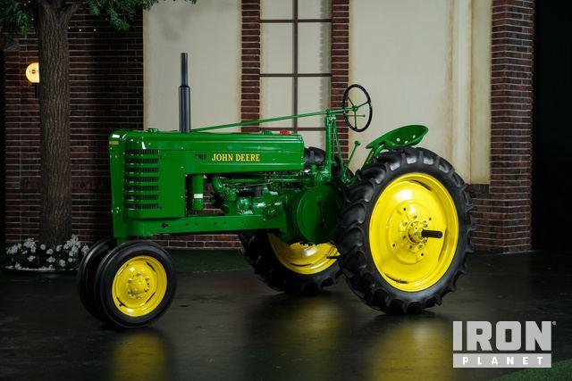 1945 John Deere H Row Crop Tractor in Scottsdale, Arizona ... H John Deere Wiring Harness on