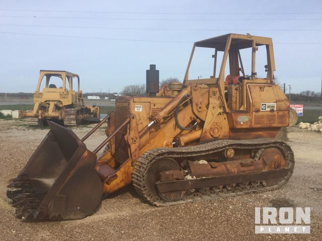 Cat 955K Crawler Loader, Crawler Loader