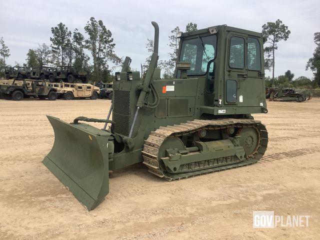 Case MC1150E Crawler Dozer, Crawler Tractor