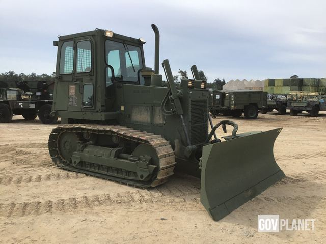 Case MC1150E Crawler Dozer, Crawler Tractor