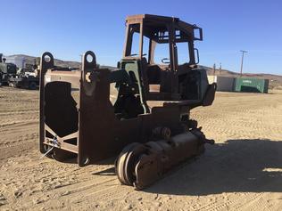 Cargadoras de tractor oruga