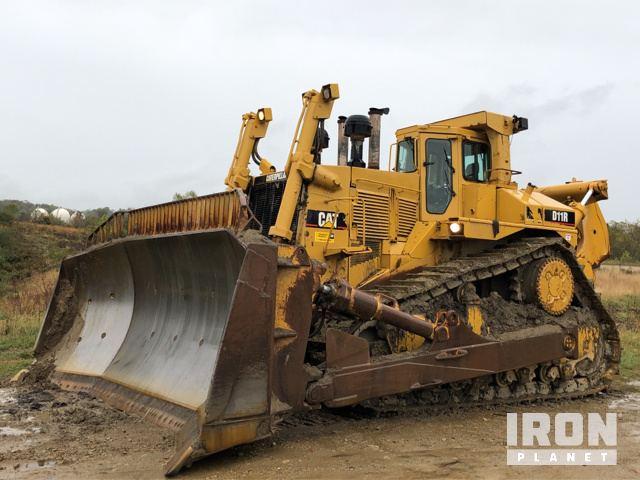 1999 Cat D11R Crawler Dozer, Crawler Tractor
