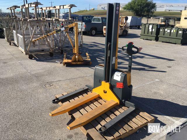 Jungheinrich EMC B10 US Electric Forklift, Electric Forklift