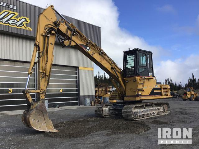 Cat 320B Track Excavator, Hydraulic Excavator