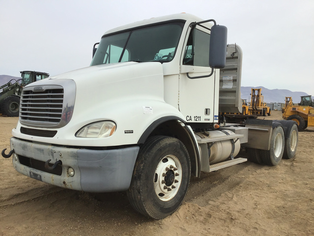 Used Freightliner Trucks For Sale >> 2008 Freightliner Columbia 112 6x4