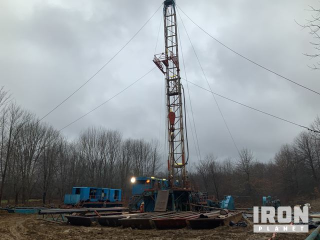 Drilling Rig, Drilling Rig