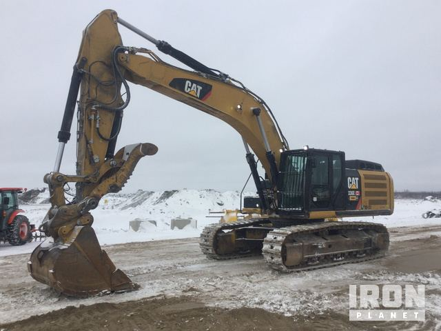 2014 Cat 336E L Track Excavator, Hydraulic Excavator