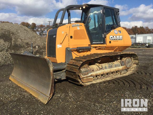 2013 Case 1150M LGP Crawler Dozer, Crawler Tractor