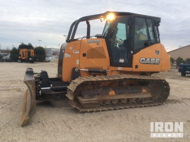 2014 Case 850M WT Crawler Dozer, Crawler Tractor