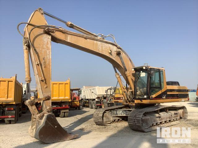 1999 Cat 330BL Track Excavator, Hydraulic Excavator