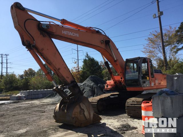 Hitachi ZX330LC Track Excavator, Parts/Stationary Construction-Other