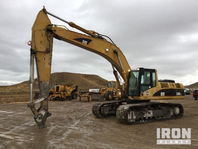 Cat 330C L Track Excavator, Hydraulic Excavator