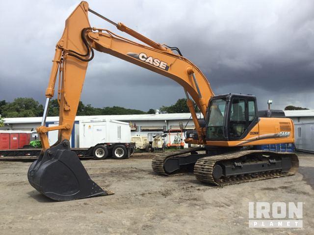 2011 Case CX290B Track Excavator, Hydraulic Excavator